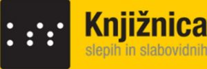Knjižnica slepih in slabovidnih - logo