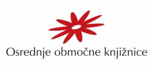 OOK - Osrednje območne knjižnice - logotip