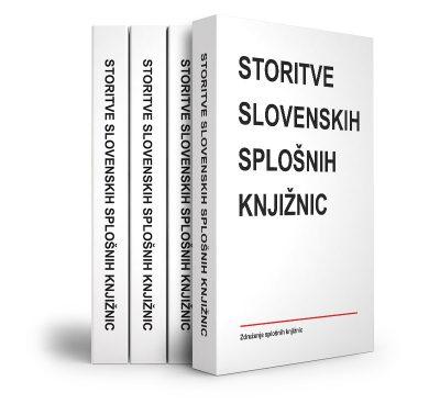 Storitve slovenskih splošnih knjižnic