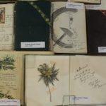 Spominske knjige - vabilo na razstavo