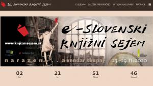 Slovenski knjižni sejem 2020 vabilo