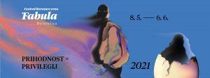 Festival literature sveta Fabula 2021