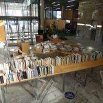 Pripravljeno gradivo v času epidemije, paketi naročenih knjig, Nova Gorica