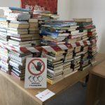 Knjige v karanteni med epidemijo COVID-19, Ravne